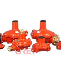 Gaz Brülörleri LPG Gaz Yakıt Hattı Dedantörleri