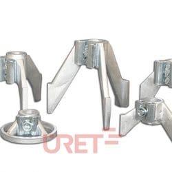 Sıvıyakıt Brülörleri Enjektör Ayakları